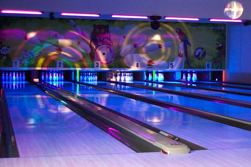Bowling-Center in Mildstedt