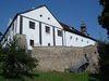 Blick auf Schloss Altrandsberg bei Miltach im Naturpark Oberer Bayerischer Wald
