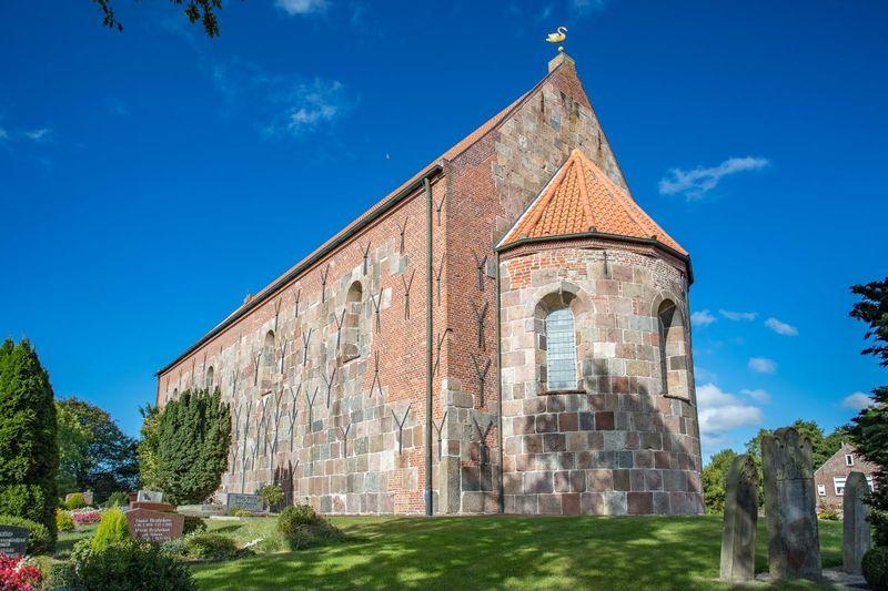 St. Severinus und Jacobus Kirche in Minsen