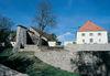 Die Burganlage Mitterfels in der Urlaubsregion St. Englmar Bayerischer Wald