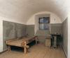 Gefängniszelle im Heimatmuseum auf der Burg Mitterfels