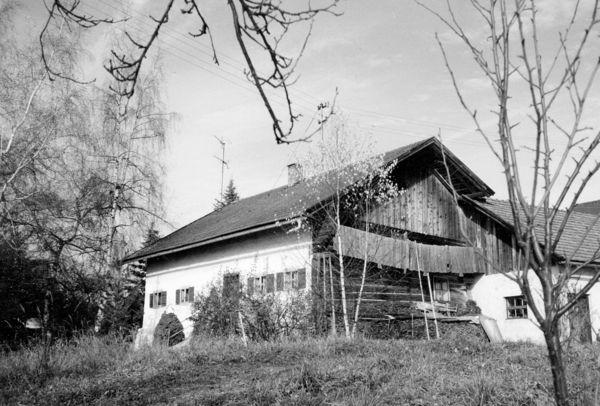 Das Kleinbauernhaus Hien-Sölde in Mitterfels in früheren Zeiten