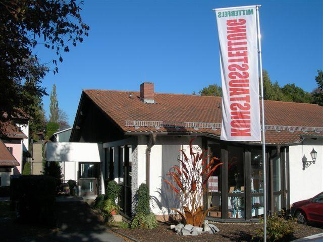 Die Kunstausstellung findet im Haus des Gastes in Mitterfels statt