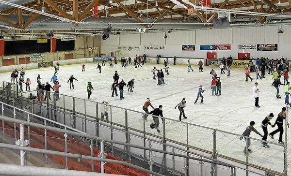 Eissporthalle Mitterteich