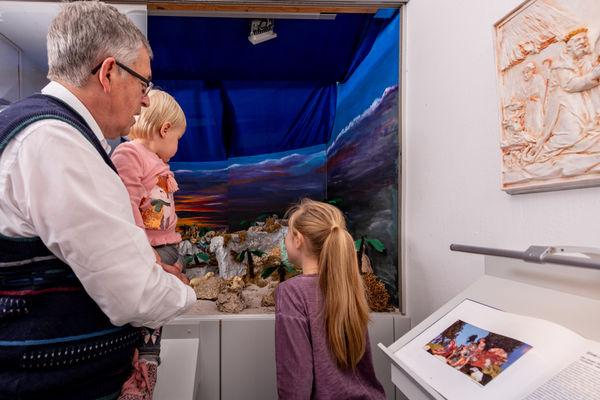 Das Museum Mitterteich ist ein geeignetes Ausflugsziel für Familien