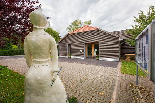 Ausstellung und Gedenkstätte Albrecht Daniel Thaer, Foto: Florian Läufer