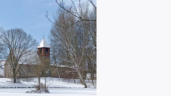 Dorfkirche Möglin, Foto: Ch. Kohler