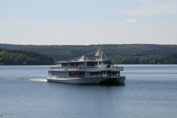 Personenscheepvaart Möhnesee