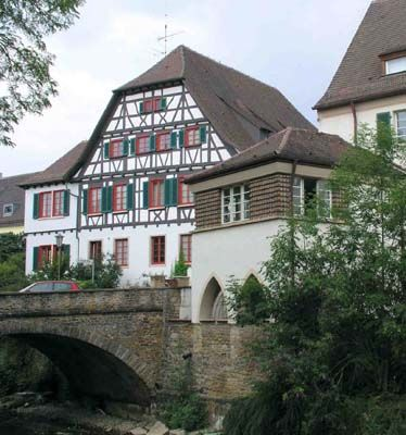 Altes Rathaus in Mössingen