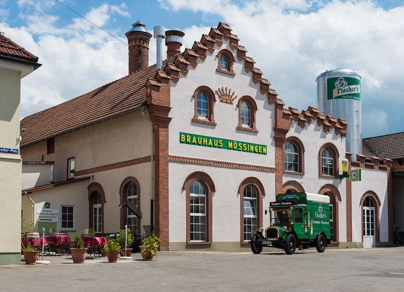 Fischer's Brauhaus in Mössingen