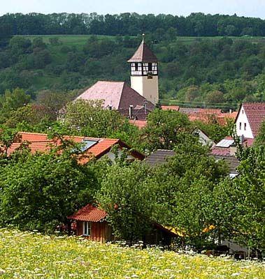 Martinskirche Öschingen