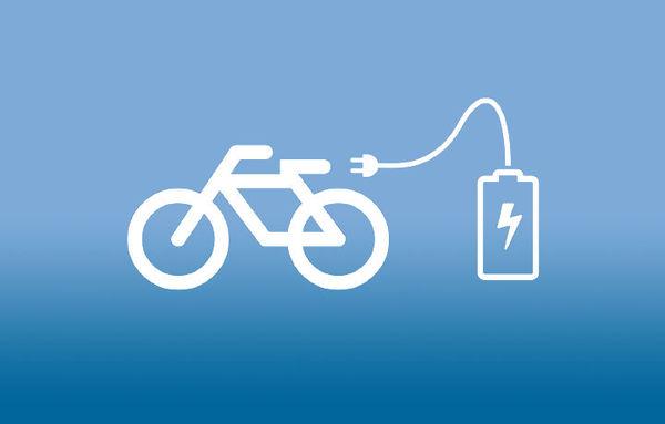 Ladestation für e-Bikes in der Schlosswirtschaft Moos