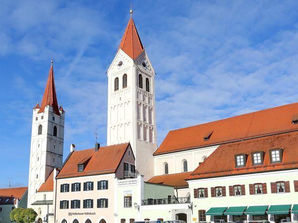 St. Kastulus Münster Moosburg