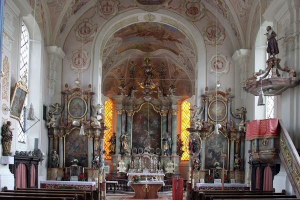 Filialkirche Sankt Johann Nepomuk, Thürnthenning