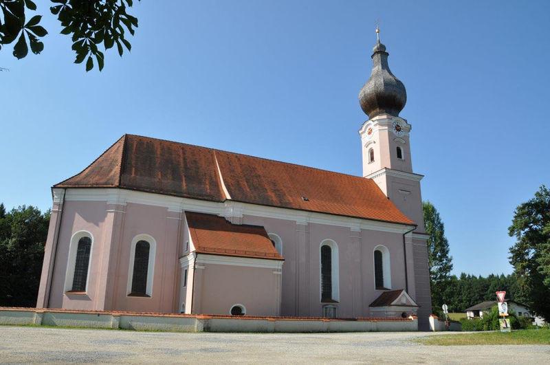 Wallfahrtskirche Heiligste Dreifaltigkeit