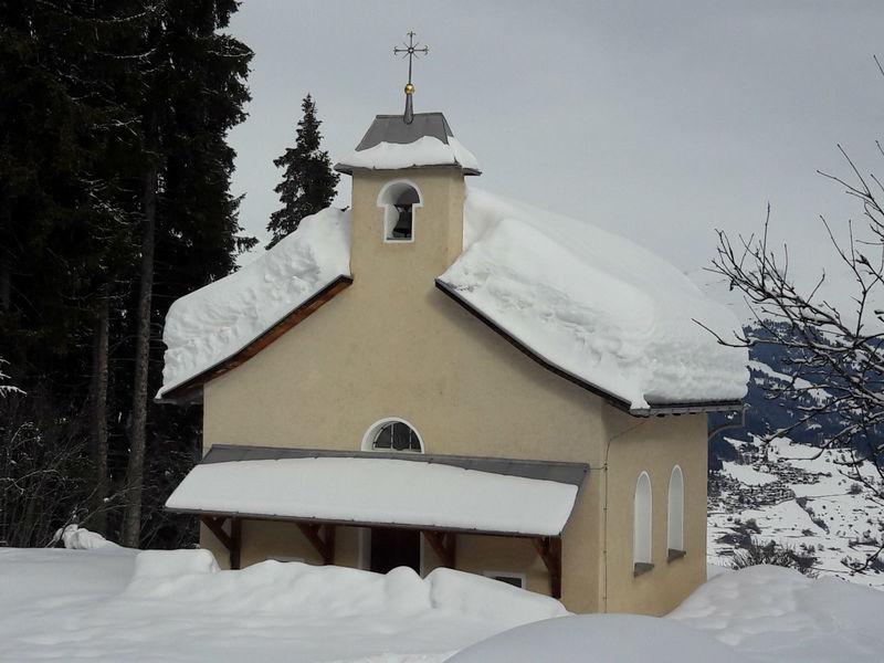 Kapelle Sogn Carli, Winter