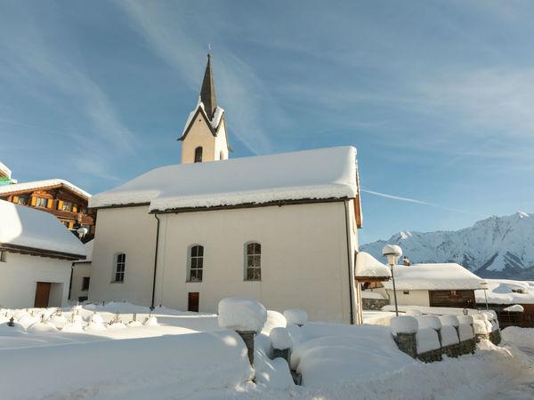 Kirche Sogn Giachen, Morissen Winter