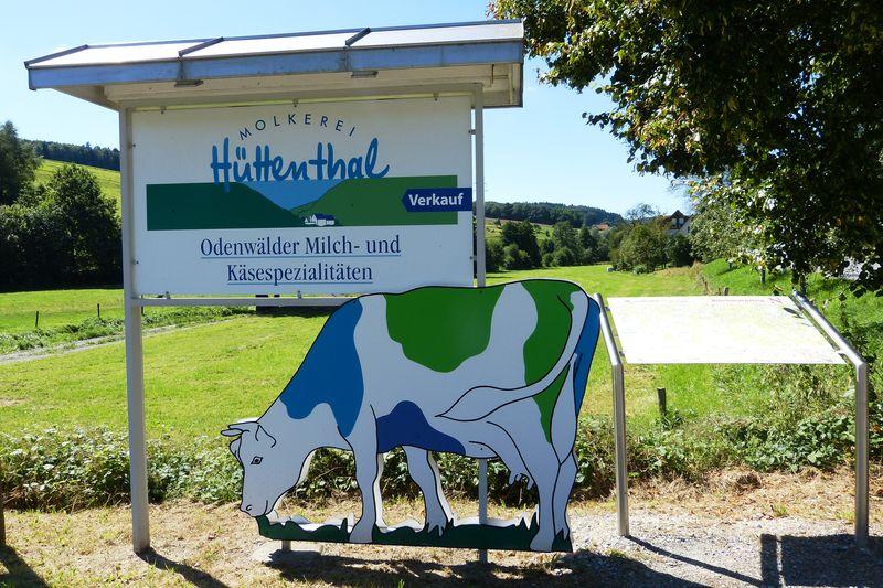 Molkerei Hüttenthal