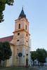 Barocke Pfarrkirche Müllrose, Foto: Florian Läufer