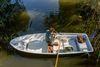 Boot am Katharinengraben, Foto: Florian Läufer