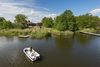Kleiner Müllroser See, Boot, Foto: Florian Läufer