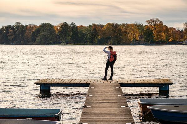 Großer Müllroser See, Foto: Seenland Oder-Spree/Florian Läufer