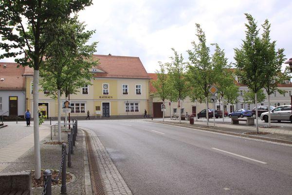 Schlaubetal-Information im Rathaus, Foto: Schön