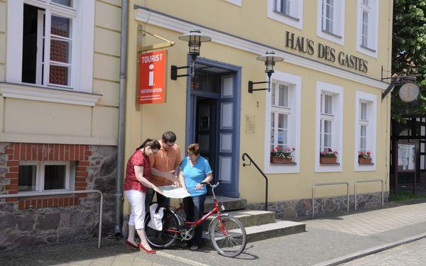Haus des Gastes Schlaubetal-Information, Foto: Tourismus-Marketing Schlaubetal e.V.