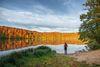Großer Treppelsee im Schlaubetal, Foto Florian Läufer