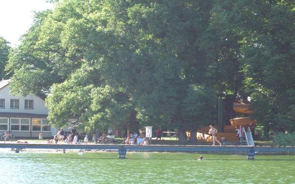 Strandbad am Großen Müllroser See © Schlaubetal-Information