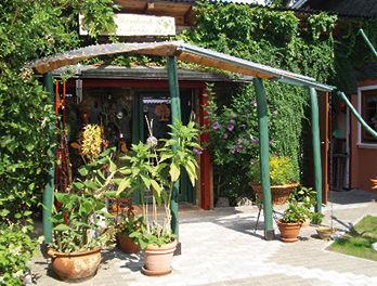 Atelier & Geschenke, Garten, Foto: STIC