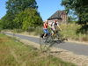 Auf dem Oderbruchbahnradweg, Foto: Seenland Oder-Spree