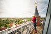 Blick von der Stadtpfarrkriche Müncheberg, Foto: Florian Läufer, Lizenz: Seenland Oder-Spree
