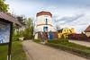 Wasserturm in Waldsieversdorf, Foto: TMB Fotoarchiv, Steffen Lehmann, Foto: Steffen Lehmann, Lizenz: TMB Fotoarchiv