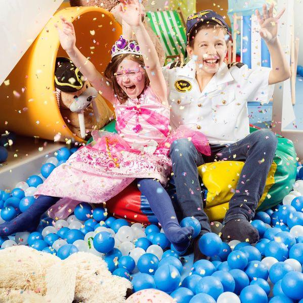 Faschingsfeier im Kinderland