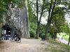 Nächster Stopp auf der Tour: der Hohle Fels im Achtal bei Schelklingen.