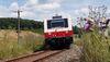 Abkürzung gefällig? Auf der Tour gibt es immer wieder Möglichkeiten per Zug zurück nach Münsingen zu kommen.