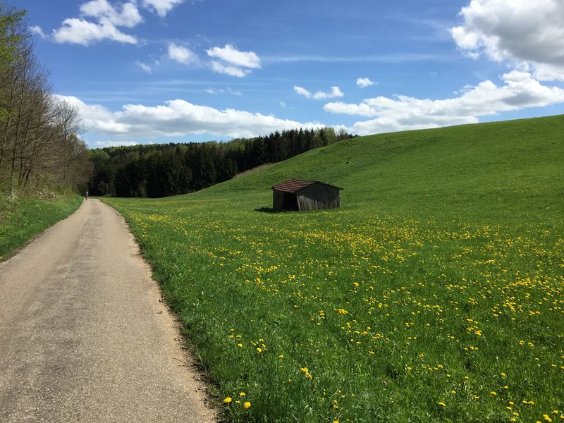 Weg 4 - Böttinger Sternenbergrunde