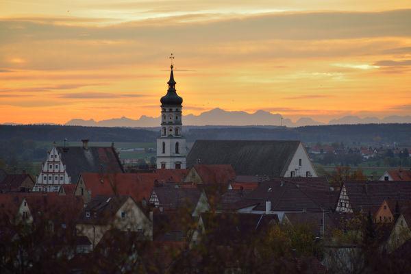 St. Dionysius Kirche in Munderkingen