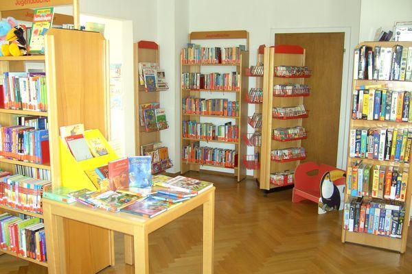 Bücherei im Alten Rathaus