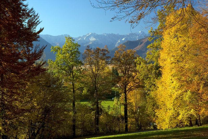 Seidl Park Oberammergau