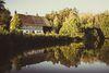 Die Rauberweihermühle im Freilandmuseum Oberpfalz