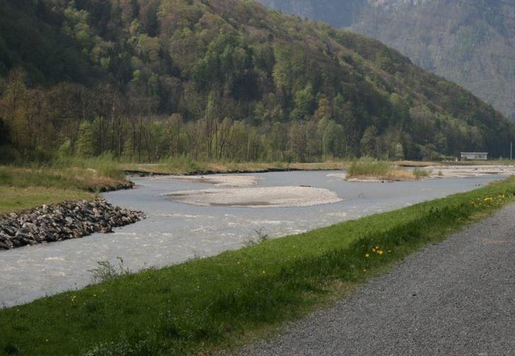 Dammweg Escherkanal