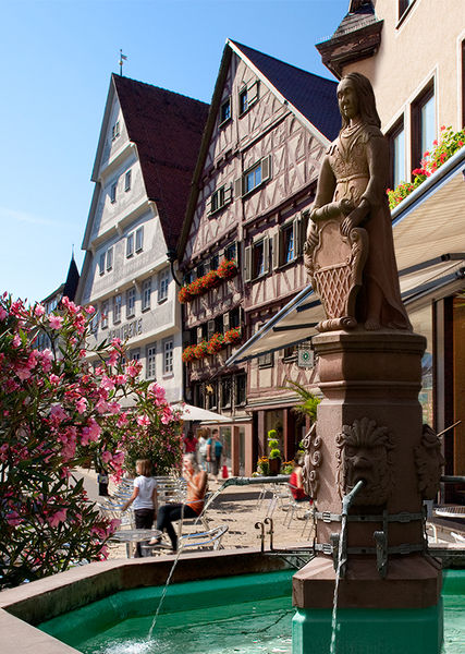 Nagold Urlaubsland Baden W Rttemberg