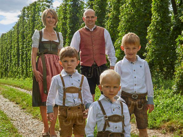 Familie Blomoser