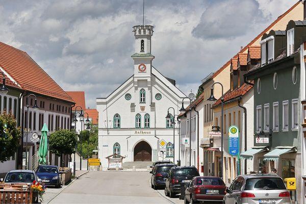 Rathaus in Nandlstadt