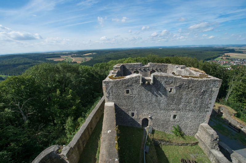 """H8 """"Im Tal der zwei Burgen"""""""