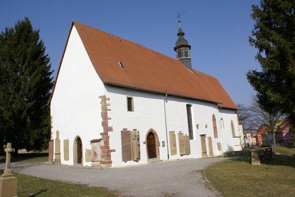 Totenkirche Neckarbischofsheim