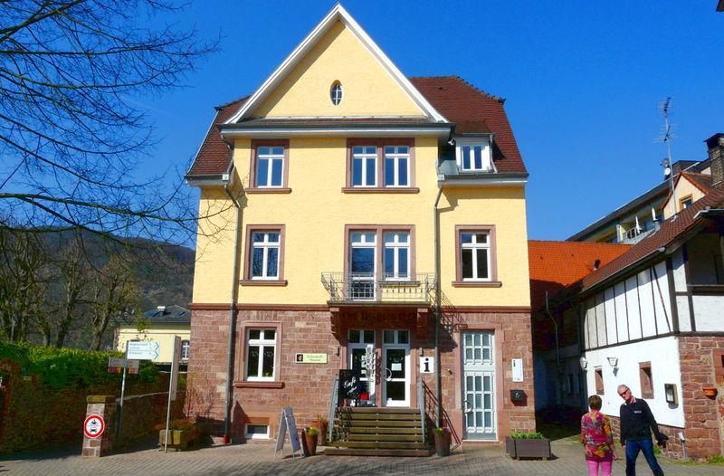 Geopark-Informationszentrum Neckarsteinach
