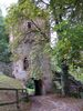 Burganlage innen